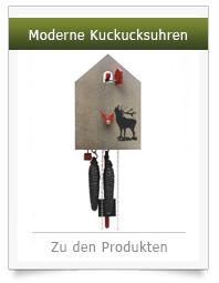 Moderne Kuckucksuhren, Schwarzwald