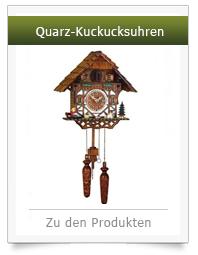Quarz Kuckucksuhren, Schwarzwald