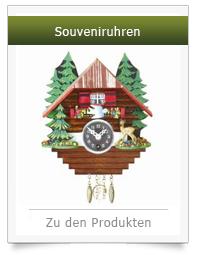 Souveniruhren, Schwarzwald