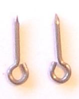 1 Paar Pfeifenringe